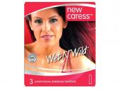 Prezerwatywy NEW CARESS wet n'wild 3 sztuki