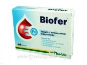 Biofer 9 mg 40 tabletek