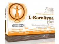 Olimp L-Karnityna Plus 300 mg 80 tabletek