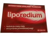 LIPOREDIUM 60 tabletek