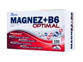 Magnez + B6 Optimal tabl. 100 tabl.