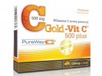 OLIMP Gold-Vit C 500 Plus 30 kaps.