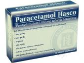Paracetamol Hasco 500mg 30 tabletek