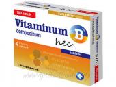 Vitaminum B compositum Hec 100 tabletek