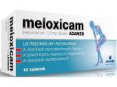 Meloxicam Adamed7,5mg 10 tabletek