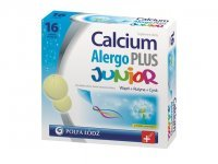 Calcium Alergo PLUS Junior 16 tabl