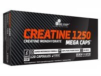 Olimp sport Creatine 1250 Mega Caps 120 kaps.