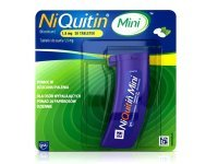 NiQuitin Mini 1,5 mg Tabletki do ssania 20 tabl.