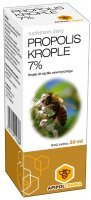 Propolis krople 7% krople do ustne 20 ml